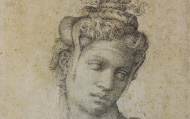 Michelangelo Buonarroti-Cleopatra-Casa-Buonarroti-Firenze