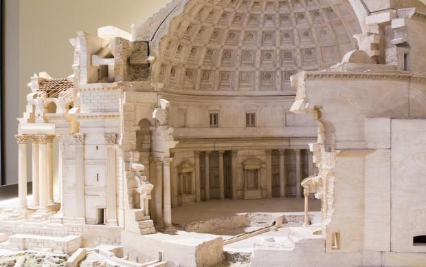 Modello Pantheon © Cella