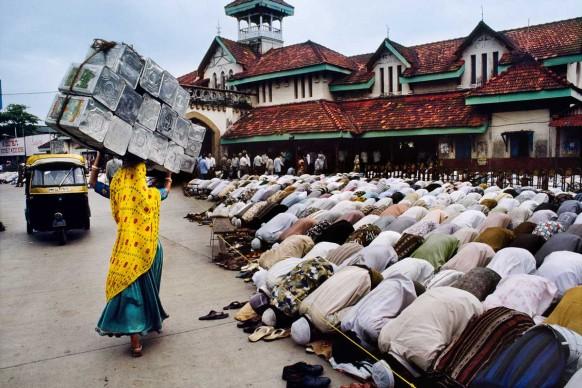 Steve McCurry, Mumbai, India, 1996