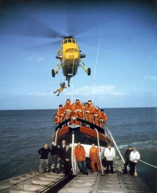 Neal Slavin, Royal National Lifeboat Institution, Cromer, Norfolk © Neal Slavin