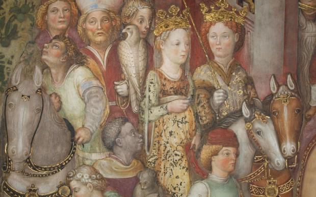 Particolare-del-ciclo-di-affreschi-della-Cappella-di-Teodolinda.-Foto-di-Piero-Pozzi
