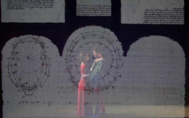 Piero della Francesca il punto e la luce teatro sansepolcro