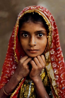 Steve McCurry, Rajasthan, India, 1983