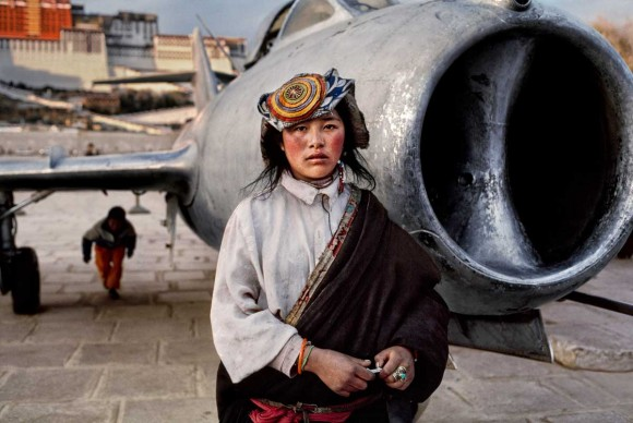Steve McCurry, Tibet, 2000