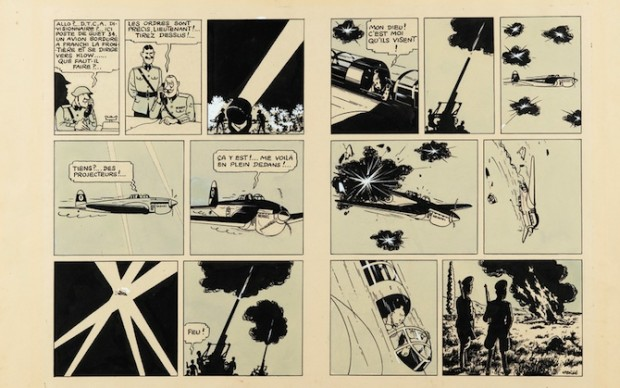 Tintin record asta sotheby's parigi