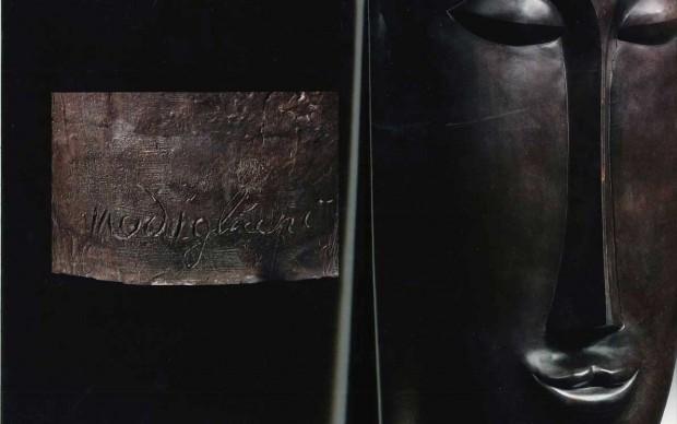 Tete Amdeo Modigliani Museo all'Aperto Cosenza