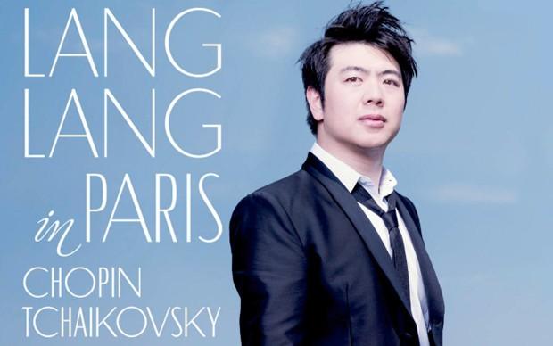 Lang Lang in Paris album musica classica pianoforte concerto
