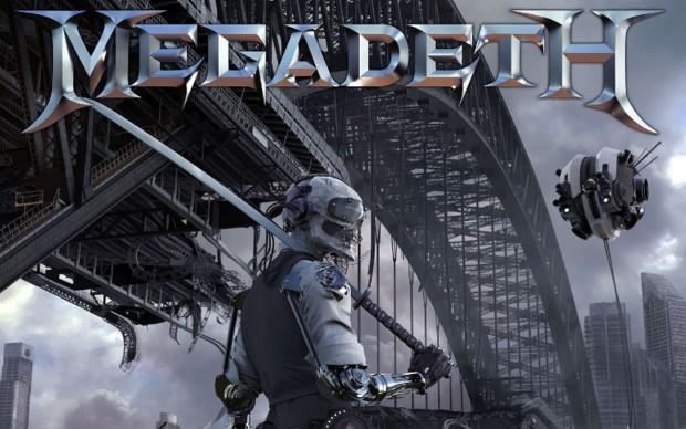 Megadeth, Dystopia, album cover