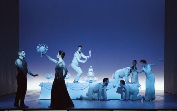 odyssey robert wilson piccolo teatro strehler milano