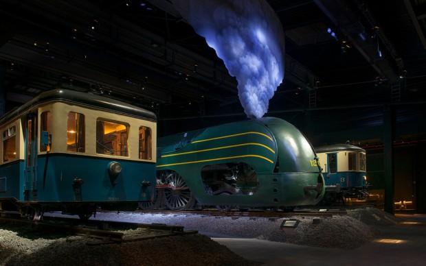 train world museo treni ferrovie belgio bruxelles
