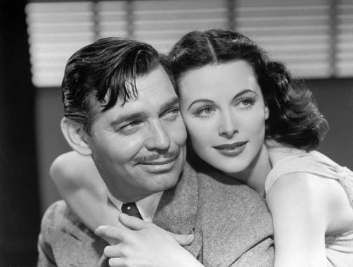 """Clark Gable ed Hedy Lamarr nella commedia romantica """"Corrispondente X"""" (Photo by Time Life Pictures/Mansell/Time Life Pictures/Getty Images)"""