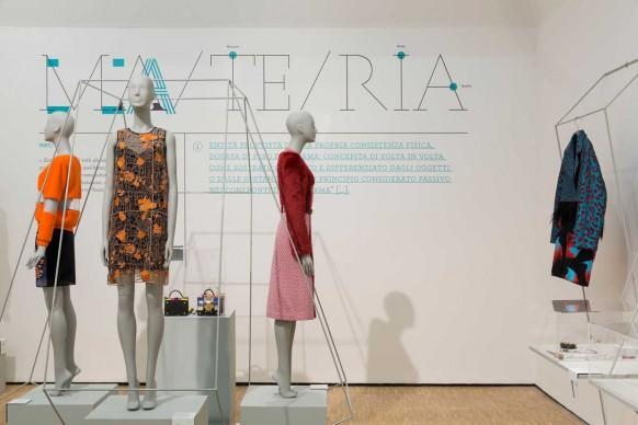 Il nuovo vocabolario della moda italiana, La Triennale di Milano, 2015. Foto Agostino Osio