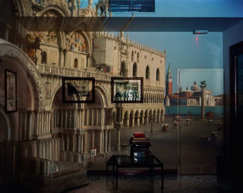Abelardo Morell, San Marco. Venezia, 2007 © Abelardo Morell - Courtesy of Edwynn Houk Gallery, New York