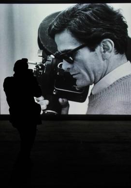 Veduta della mostra 'P.P.P., Un Omaggio A Pier Paolo Pasolini' tenutasi a Roma nel 2011 in occasione del Festival del Film della capitale (Photo by Gareth Cattermole/Getty Images)