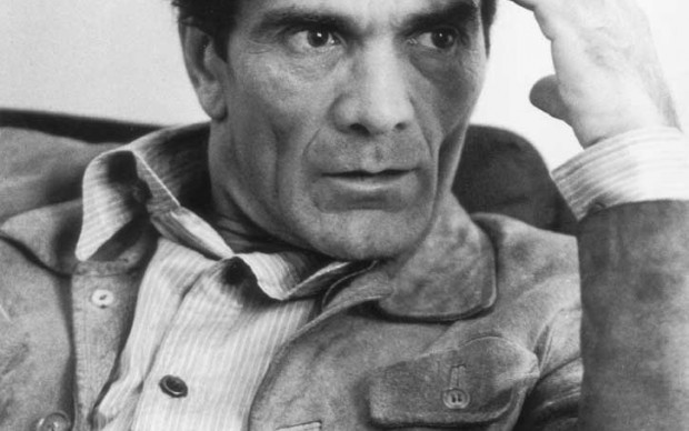 Pier Paolo Pasolini (Photo by Evening Standard/Getty Images)