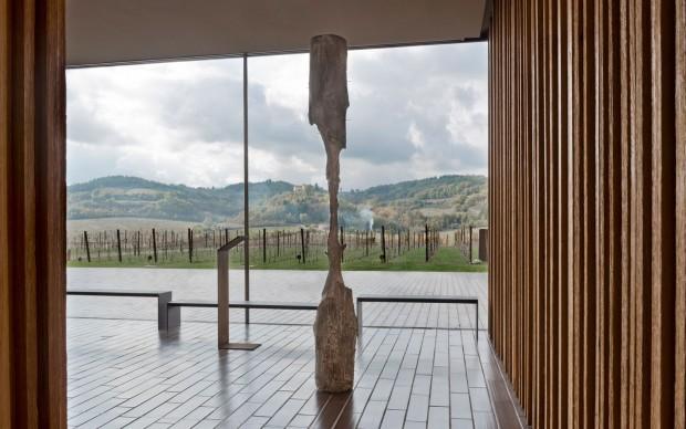 Giorgio Andreotta Calò Clessidra Antinori Art Project