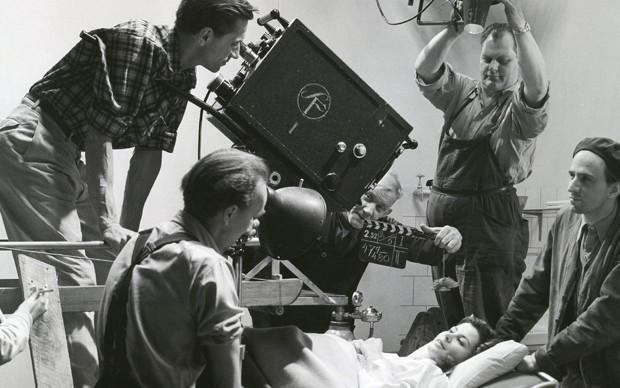 Ingmar-Bergman,_Fischer,_Nilsson_1952