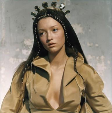 © Bettina Rheims, Le chemin de croix, juin 1997, Majorque
