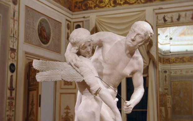 Nuovo allestimento delle sale del Museo Correr a Venezia dedicate alle sculture di Antonio Canova