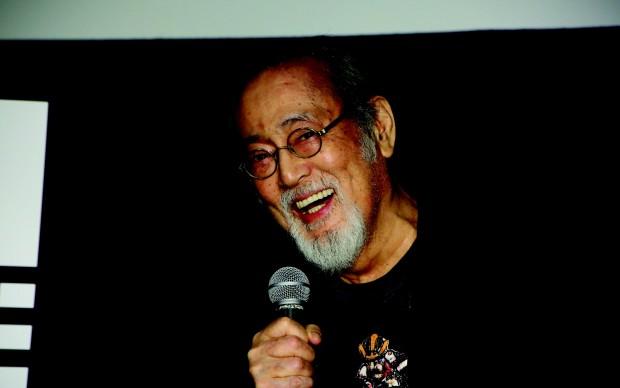 Tatsuya Nakadai tokyo film festival 2015 speciale kurosawa