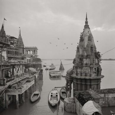 © Kenro Izu, Varanasi, India, 2014