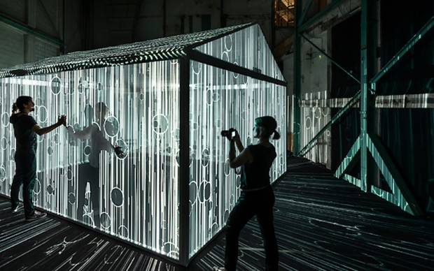 perspective playground installazioni interattive palais de tokyo parigi