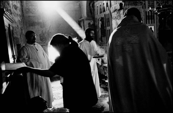 © Ivo Saglietti, Sotto la tenda di Abramo, 2004