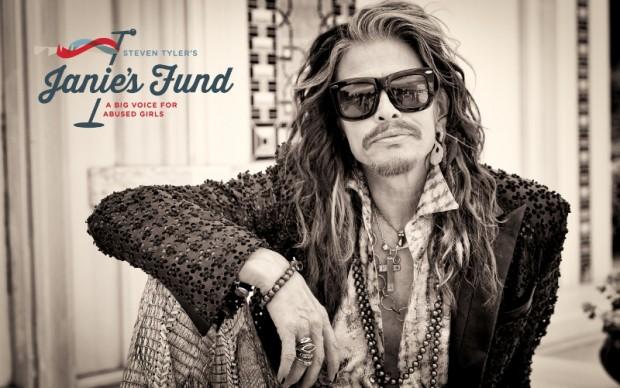 Steven Tyler Janie's Fund