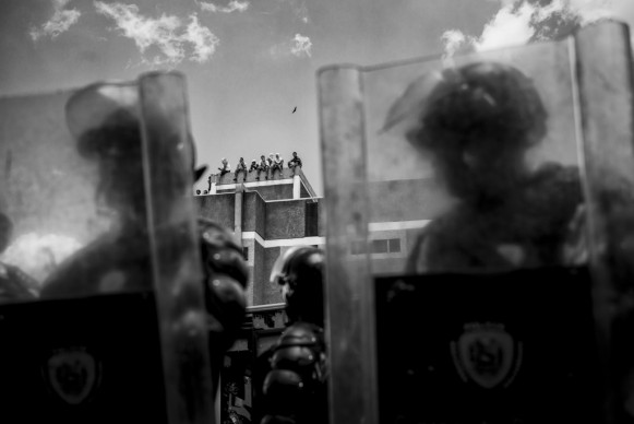 Alejandro Cegarra, Venezuela, 'Our Invisible War'