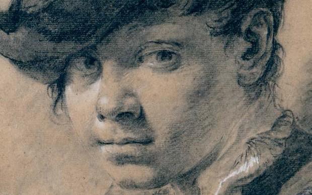 Ashmolean_tiziano_to_Canaletto mostra disegno