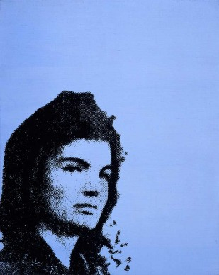 Andy Warhol, Jackie, 1964, 50.8 x 40.6 x 1.9 cm, The Andy Warhol Museum, Pittsburgh; Founding Collection, Contribution The Andy Warhol Foundation for the Visual Arts, Inc. 1998.1.2866 © 2015 The Andy Warhol Foundation for the Visual Arts, Inc./ARS, New York. Licensed by Viscopy, Sydney.
