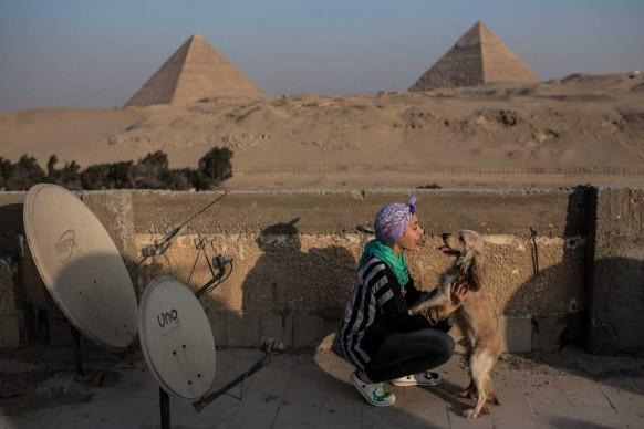 Eman Helal, Egypt, 'Derby Girls'