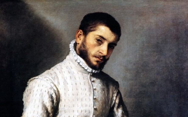 Giovanni Battista Moroni The Tailor (Il Sarto, or Il Tagliapanni), ca. 1570 Oil on canvas 39 1/8 x 30 1/4 inches The National Gallery, London Photo: © The National Gallery, London