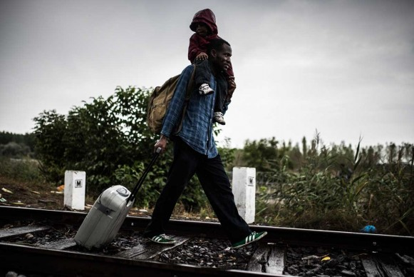 István Bielik, Hungary ,'Crossing Borders'