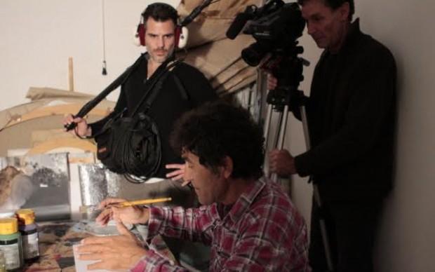 La-troupe-de-La-Tela-progetto artistico documentario carcere-di-Oristano
