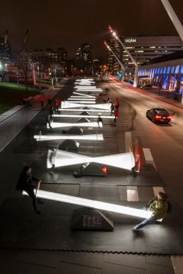 Luminothérapie, Impulse, Place des Festivals, Montréal - Canada. Photo credit: Ulysse Lemerise-OSA (2)