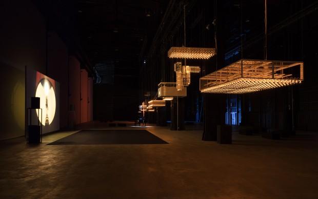 Philippe Parreno, Hypothesis, HangarBicocca, Milano. foto Andrea Rossetti
