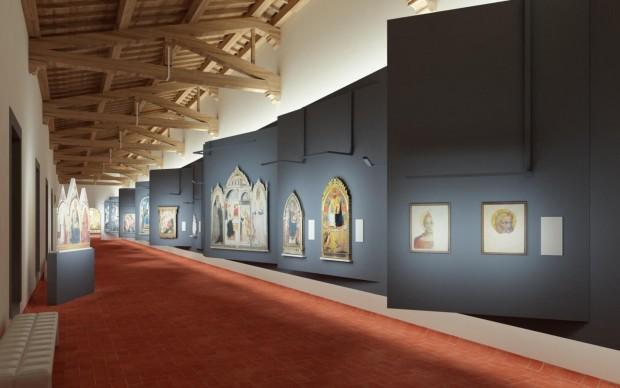 Nuovo Museo degli Innocenti di Firenze, apertura prevista per il 2016Nuovo Museo degli Innocenti di Firenze, apertura prevista per il 2016