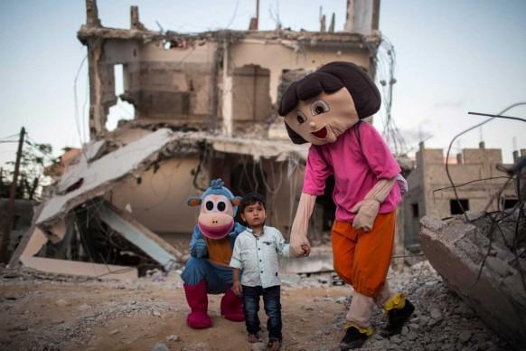 Wissam Nassar, Palestinian Territories, 'Defiance in Gaza'