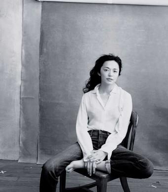 Annie Leibovitz, Yao Chen, The Cal 2016