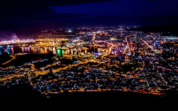 mauritius festival PORLWI BY LIGHT
