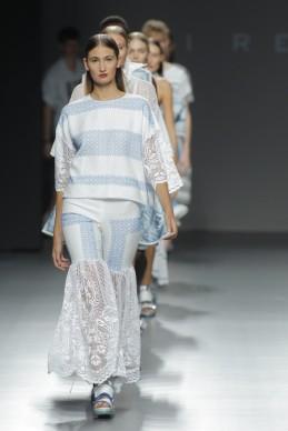 Collezione firmata da Xavi Reyes, presente alla prossima Mercedes-Benz Fashion Week di Berlino