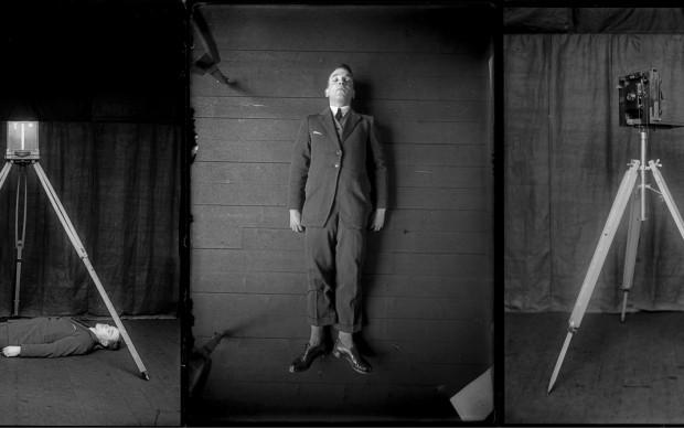 © Rodolphe A.Reiss, 1925. Collezione dell'Istituto di Polizia Scientifica e di Criminologia di Losanna