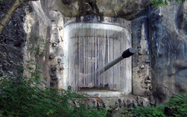 Festung_Furggels Svizzera bunker