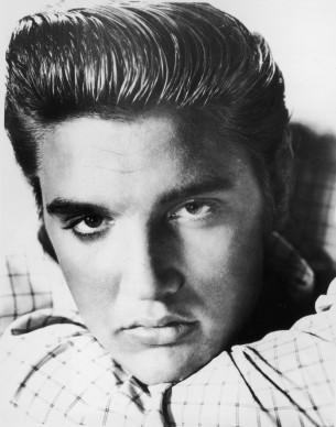 Elvis Presley (photo Getty Images)