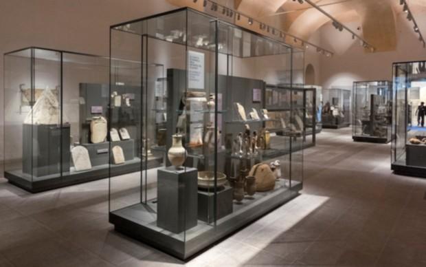 La-sala-dedicata-al-villaggio-di-deir-el-Medina museo egizio torino