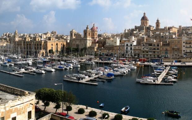Malta_la Valletta_Panorama