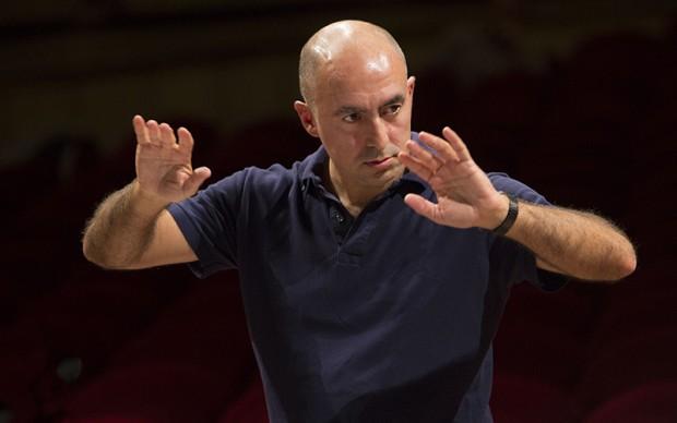 Marco Angius, direttore Orchestra di Padova e del Veneto - ® Silvia Lelli RID
