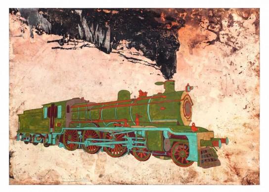 Luca Pignatelli, Treno 6634