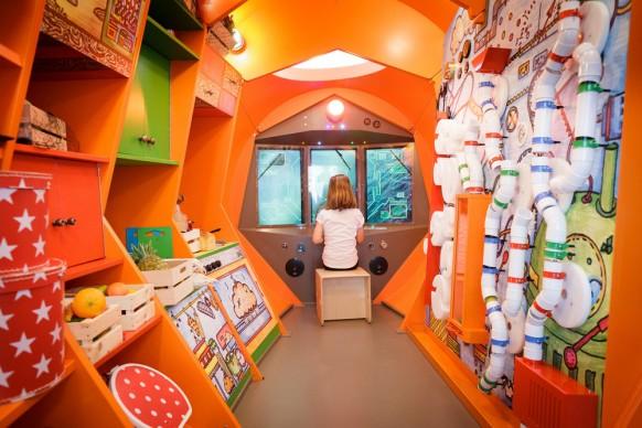 Tinker imagineers, Juliana Children's Hospital. Photo credit: Fred Ernst
